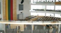 Seimas (nuotr. stop kadras)