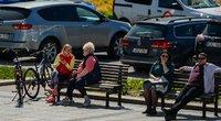 Įspėjo, kad užsienyje gyvenantys žmonės gali prarasti pensiją. (K. Polubinska/fotodiena.lt nuotr.)