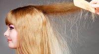 Įsielektrinę plaukai (nuotr. Shutterstock.com)