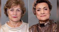 """76 metų Viletos pokyčiai laidoje """"Pasaulis pagal moteris"""" (nuotr. Organizatorių)"""