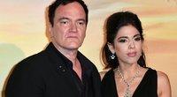 Quentino Tarantino ir Daniella Pick  (nuotr. SCANPIX)