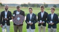 """Lietuvos golfo rinktinė triumfavo Europos komandiniame """"Shield"""" čempionate. (nuotr. Organizatorių)"""