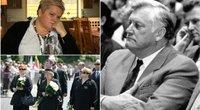 Birželio 26-ąją sukanka lygiai dešimt metų, kai Lietuva neteko prezidento Algirdo Mykolo Brazausko (Fotobankas)