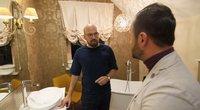 Renginių vedėjas Žiogas aprodė savo namus: su žmona išsiskyrė nuomonės