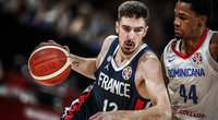 Prancūzija-Dominikos Respublika (nuotr. FIBA)