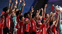 """""""Bayern"""" sieks apginti nugalėtojų titulą. (nuotr. SCANPIX)"""