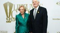 Prezidentas Valdas Adamkus ir ponia Alma Adamkienė (nuotr. Fotodiena.lt)