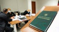 Teisme sprendžiama R. Karpavičiaus palikimo byla (nuotr. Fotodiena/Justino Auškelio)
