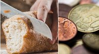 Kainų analitikas įvardijo, kokie maisto produktai artimiausiu metu turėtų brangti (tv3.lt koliažas)