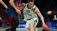 M. Grigonis. (nuotr. Euroleague Basketball)
