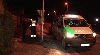 Kraupi žmogžudystė Pasvalio rajone rajone (nuotr. stop kadras)