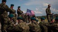 JAV kariai (nuotr. SCANPIX)