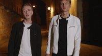 """Titas ir Benas pristato dainą """"Atleisk"""" (nuotr. Organizatorių)"""