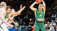 Mindaugas Girdžiūnas. (nuotr. FIBA)
