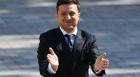 Volodymiras Zelenskis (nuotr. SCANPIX)