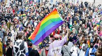 Kaune vyksta LGBTQ+ eitynės (Teodoras Biliūnas/Fotobankas)