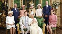 Karališka šeima (nuotr. SCANPIX)