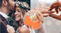 Vestuvių planuotojos patarė, kaip sutaupyti planuojant vestuves