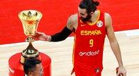 Pasaulio krepšinio čempionato apdovanojimai (nuotr. SCANPIX)