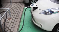 Numatoma padidinti kompensacijas perkantiems elektromobilius (nuotr. Fotodiena/Domantas Pipas)