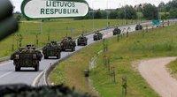 Ekspertai: NATO pajėgos gali užstrigti Suvalkuose Rusijos puolimo atveju (nuotr. SCANPIX) tv3.lt fotomontažas