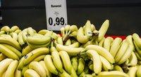 Bananai, Vyginto Skaraičio nuotr.