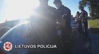 """Klaipėdos policija """"nuginklavo"""" vietos verslininką (nuotr. Policijos)"""