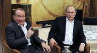 A. Masliakovas ir V. Putinas (nuotr. SCANPIX)