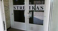 Pusšimtyje Lietuvos ugdymo įstaigų vyksta pedagogų streikas (nuotr. Tv3.lt/Ruslano Kondratjevo)