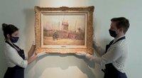 Po šimtmečio bus galima išvysti dar nematytą Vincento Van Gogo paveikslą (nuotr. stop kadras)