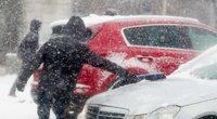 Žiema (Irmantas Gelūnas/Fotobankas)