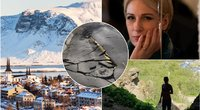 Iš žemės drebėjimų kamuojamos Islandijos – pribloškiantys lietuvių pasakojimai: pasiruošę ir blogiausiam (nuotr. asm. archyvo)