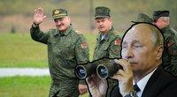 """Rugsėjo 10-ąją oficialiai prasideda Rusijos ir Baltarusijos karinės pratybos """"Zapad-2021"""" (nuotr. SCANPIX) tv3.lt fotomontažas"""