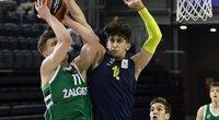 Jaunieji žalgiriečiai iškovojo pergalę (nuotr. Euroleague Basketball)
