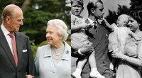 Karalienė Elžbieta II ir princas Philipas (nuotr. SCANPIX)