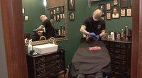 Karantinas išbaidė grožio paslaugų klientus – kosmetologių ir vizažisčių kėdės tuštėja (nuotr. stop kadras)