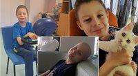 12-metį Devidą sustabdė vėžys: baisią ligą išdavė kojos skausmas (nuotr. asm. archyvo)