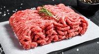 Smulkinta mėsa (nuotr. Shutterstock.com)