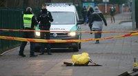 Greitoji medicinos pagalba pametė medicinines atliekas (nuotr. Bronius Jablonskas/TV3)