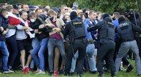 Baltarusijoje sulaikomi žmonės (09-13) (nuotr. SCANPIX)