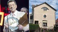 Netikėta žinia: Palangoje parduodamas atlikėjo Povilaičio namas