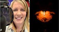 Žymios laidų vedėjos mirtis sukrėtė šeimą: įspėja dėl kraujo krešulių  (nuotr. Twitter)