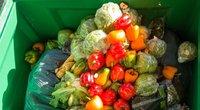 Maisto švaistymas (nuotr. Shutterstock.com)