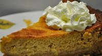 Sūrio pyragas su persimonais (Nuotr. worldrecipes.eu)