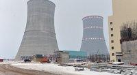 Astravo atominė elektrinė (nuotr. SCANPIX)