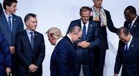 JAV ir Rusijos lyderiai (nuotr. SCANPIX)