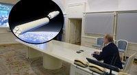 Branduolinis sprogimas ir žmonių aukos: naujos Putino raketos bandymai baigėsi tragiškai (nuotr. SCANPIX) tv3.lt fotomontažas