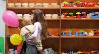 Žaislų parduotuvė  (nuotr. Fotodiena.lt/Audriaus Bagdono)