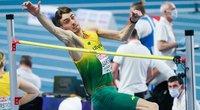J. Baikštys Olkowski/European Athletics nuotr.