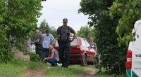 Vilniaus rajone rastas galimai nudurtas vyras (nuotr. Broniaus Jablonsko)